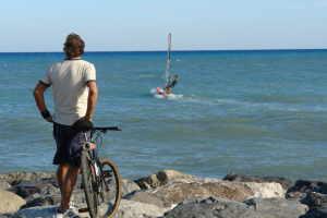 MTB Windsurf Liguria Mountain Bike in Liguria