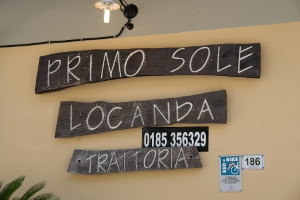 Trattoria Primo Sole Restaurants in Liguria