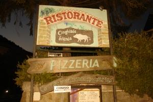 Cinghiale bianco Restaurants in Liguria
