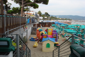 Bagni Lino *** Beaches in Liguria