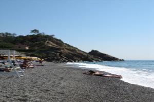 Bangi Corallo Beaches in Liguria