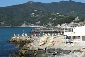 Bagno Lido Babi Club Beaches in Liguria