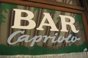 Caprilolo Restaurants in Liguria