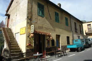 Bar Trattoria Restaurants in Liguria