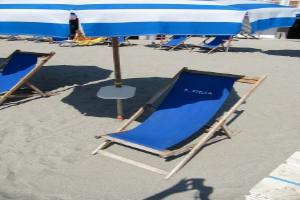 Bagni Stella Beaches in Liguria