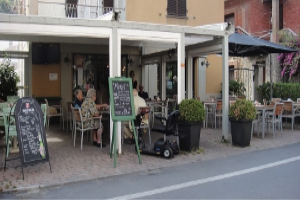Caffé de Teatro Restaurants in Liguria