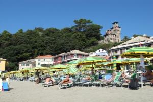 Bagni Letizia Beaches in Liguria