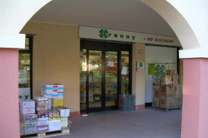Grenny Discount Grocery store in Liguria
