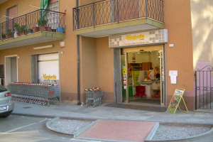 Margherita Conad Grocery store in Liguria