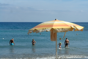 Spiagga Prima Punta Beaches in Liguria