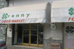 renny food discount Grocery store in Liguria
