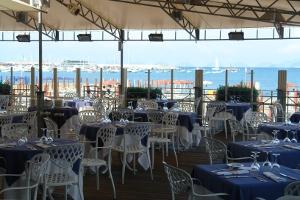 La Terrazza Restaurants in Liguria