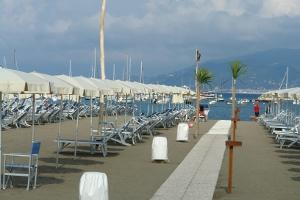 Spiaggia Segesta Beaches in Liguria