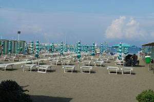 Villa Balbi Beaches in Liguria