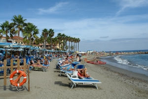 Bagni u Nustrumu Beaches in Liguria
