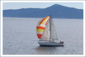 Golfotour mit skipper VelArt boat trips in Liguria