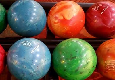 Bowling bowls in Liguria