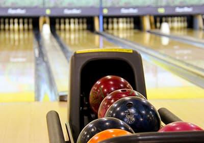 Bowling trail in Liguria