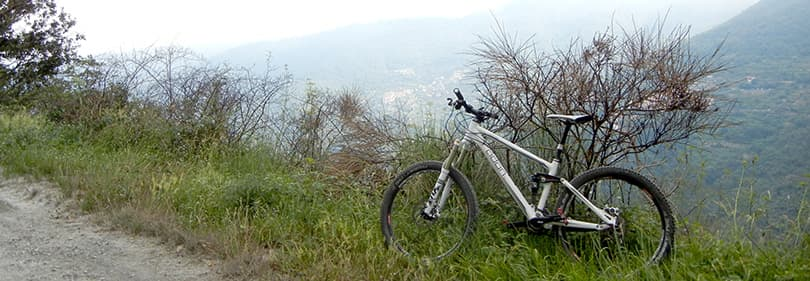 Mountainbiking Tour in FInale Ligure, Liguria