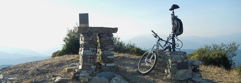 Mountain bike tour in Finale Ligure