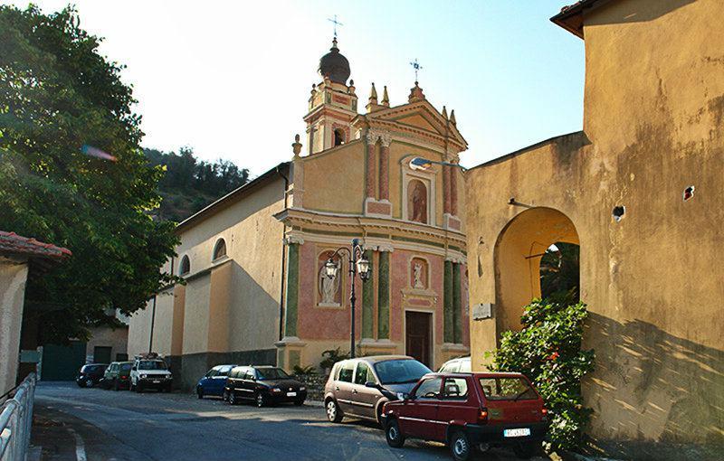 A church in Gazzelli
