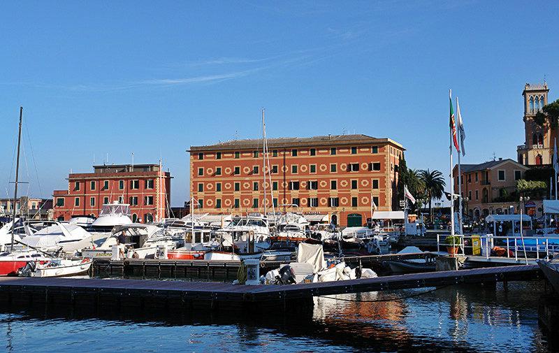 The port of Santa Margherita Ligure