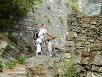 Bike paths in Imperia