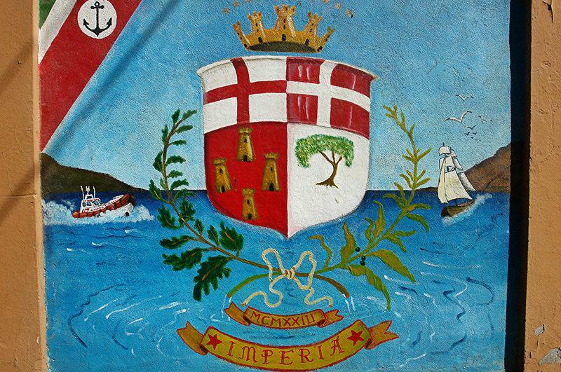 Coat of arms of Imperia, Liguria