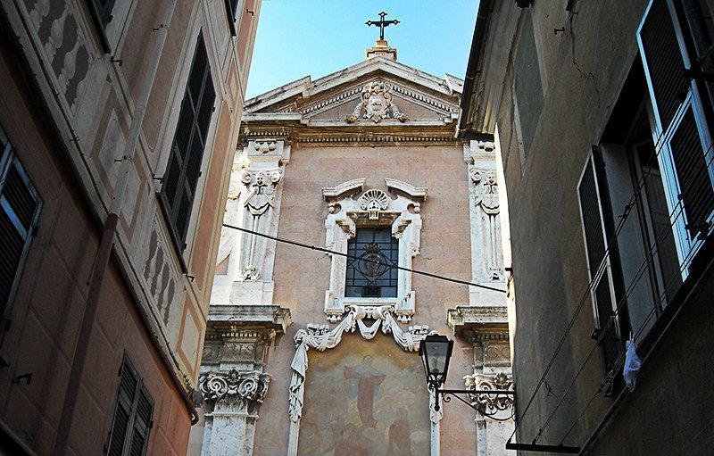 Chiesa Parrocchiale di Nostra Signora della Concordia in Albisola Marina