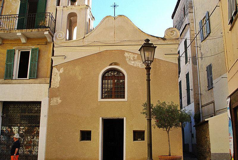 Church ofSant'Erasmo in Ospedaletti