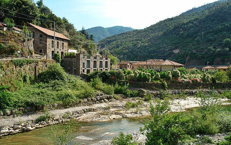 River of Molini di Triora