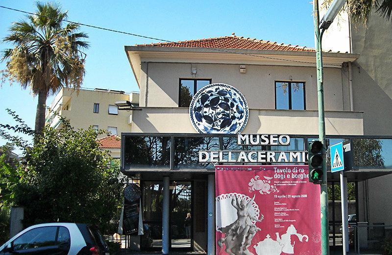 Museo Della Ceramica Manlio Trucco in Albisola