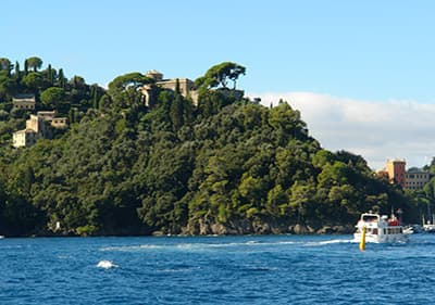 Mountainbike tours in Portofino
