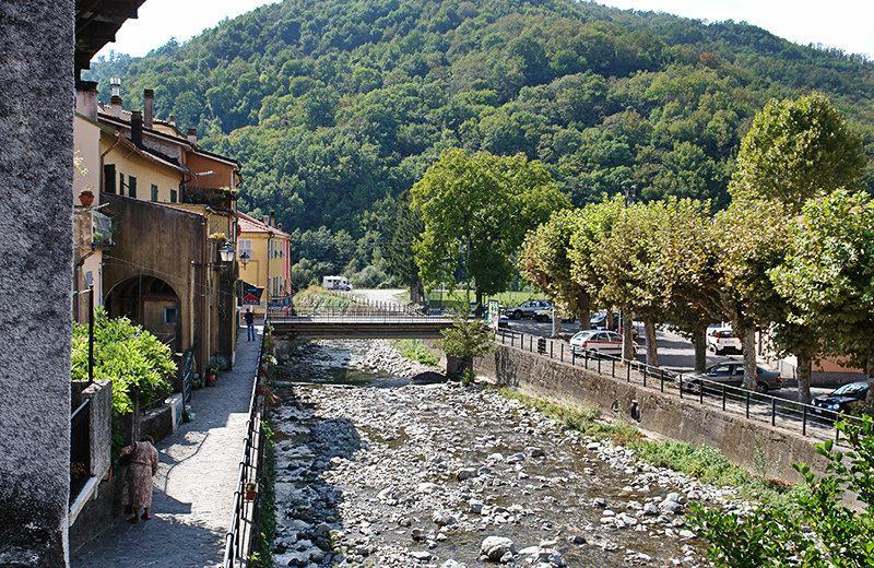 Varied nature in Varese Ligure