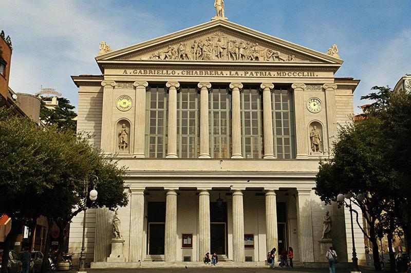 Teatro Chiabrera in Savona
