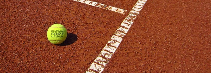 Tennis court in Liguria