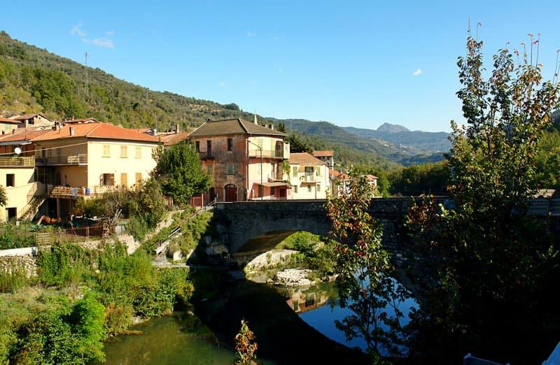 Vessalico is a village in Arroscia Valley